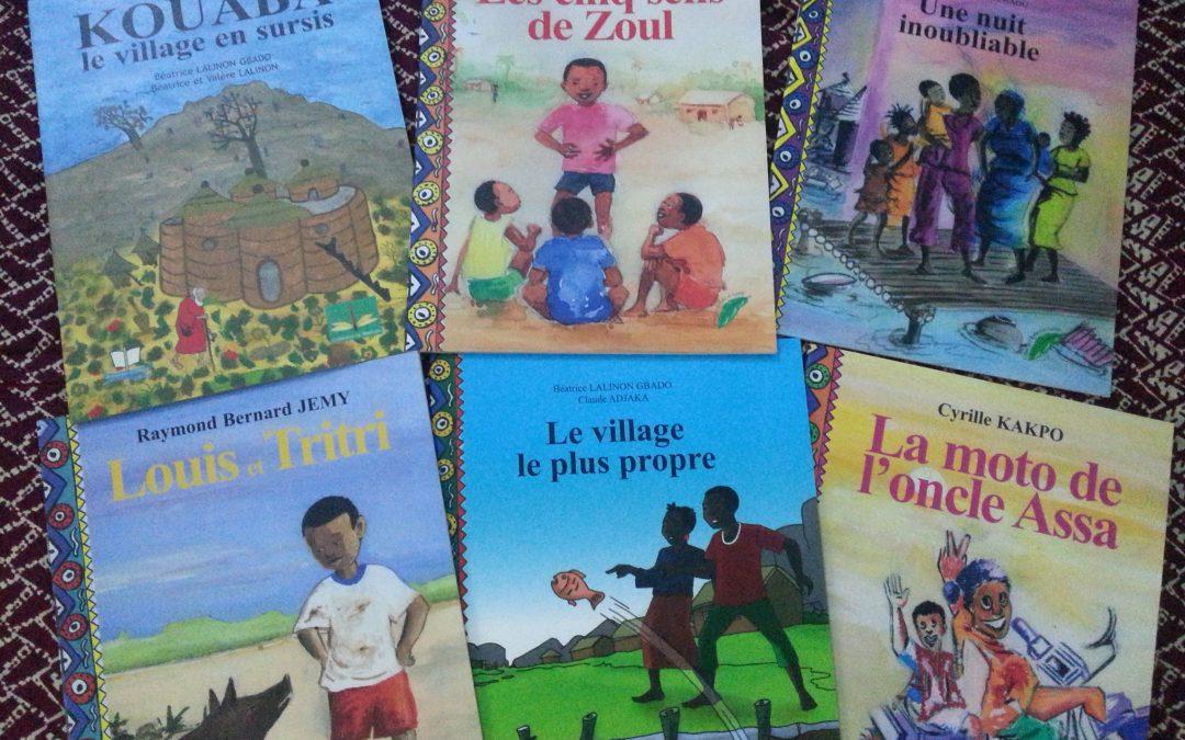 Association BISSAÉ : livres Beninois